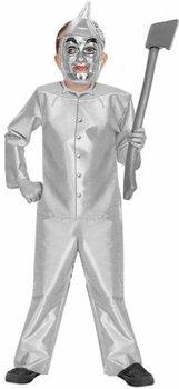 [Child's Tin Man Halloween Costume (Size:Small 4-6)] (Tin Man On Wizard Of Oz)