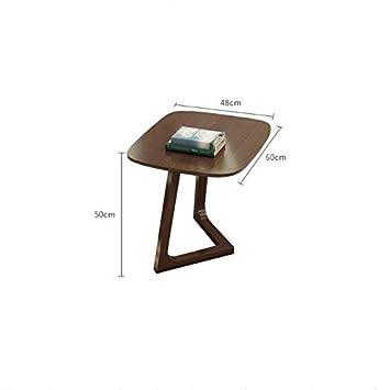 HQQ Nordic Japanischen Stil Massivholz Couchtisch Kreative Sofa Seite Ein  Paar Eschenholz Regal Größe Wohnung Wohnzimmer