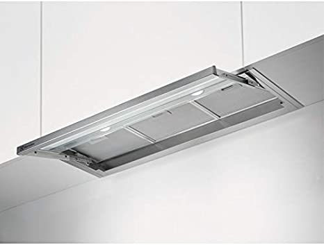 Electrolux LFP 539 X - Campana extractora (90 cm, acabado en acero inoxidable): Amazon.es: Grandes electrodomésticos