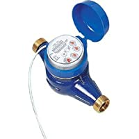 Aquamet Domestic and Commercial Water Meter Multi Jet 15 mm