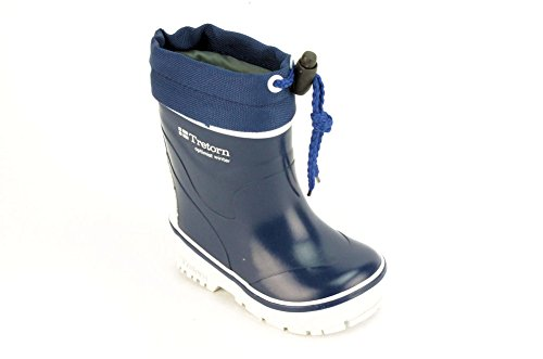 Price comparison product image Tretorn Optimist Winter Boot (Toddler/Little Kid),Blue,35 FR(3 M US Little Kid)