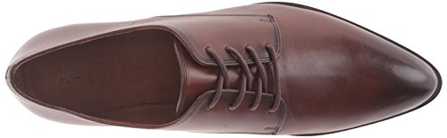 Frye Donne Erica Oxford Whisky Liscio Veg Vitello