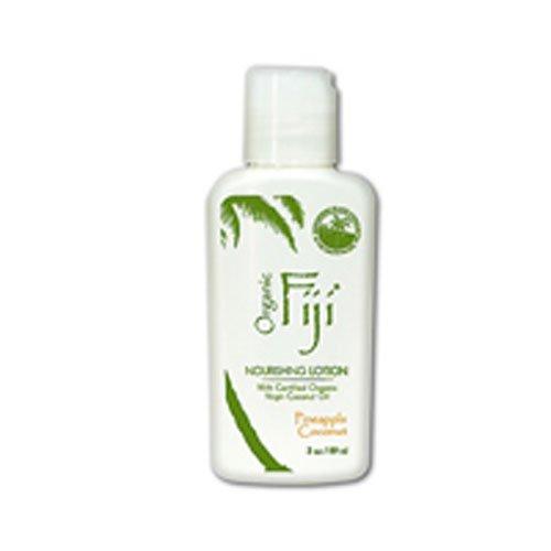 Organic Fiji Cocnt Ltn Pineapple 3 Fz
