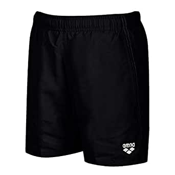 Arena Unisex Swim Shorts, 8-9 Years Black (AL1B352-51-001)