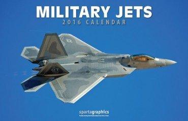 Sparta Military Jets - 2016 SPARTA MILITARY JETS CALENDAR