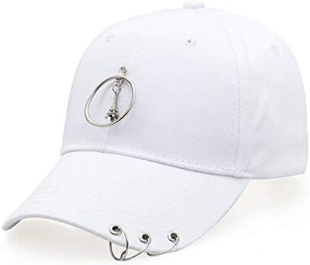 Amio Versión Coreana del Anillo de Aros de Sombrero con una Gorra ...