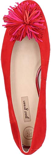 Femme Paul Rouge Pour Ballerines Green xfwqzfHt