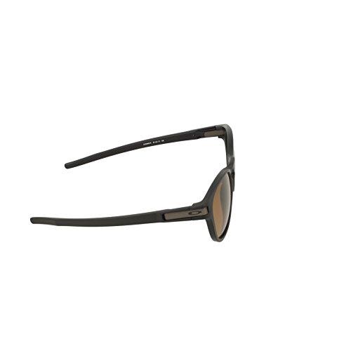 Oakley matte De Latch bronzepolarized Noir Lunettes Homme Black Soleil wgwOTrq