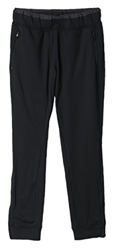 adidas Men's Training Climaheat Pants, Black, Large