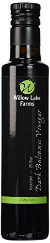 Willow Lake Farms Premium 25 Star Traditional Balsamic Vinegar Two Pack 250ml Bottles