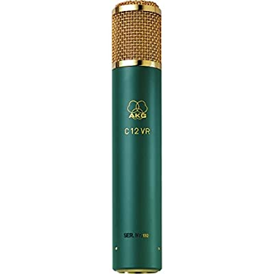 Image of AKG C12VR Reference multipattern tube condenser microphone