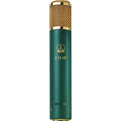 Image of AKG C12VR Reference multipattern tube condenser microphone Multipurpose