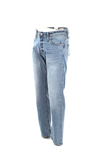 12149663 2019 Jones Jack Denim Jjimike Primavera amp; Estate Jeans 31 Uomo vUUYwq7