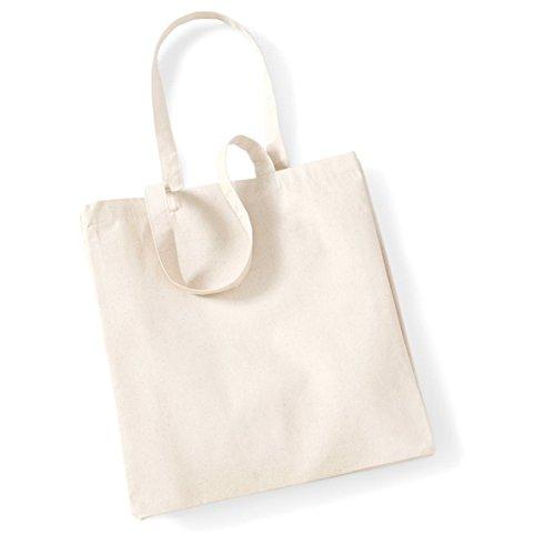 Westford Mill Leinwand Klassische Shopper Natural q8e5vn