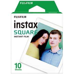 (まとめ)富士フイルム チェキ instax SQUARE用フィルム 10枚入×2【×5セット】 〈簡易梱包   B07SBTG7CD