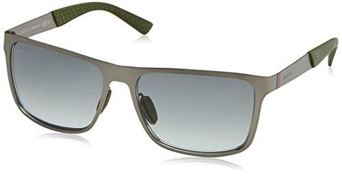 Gucci GG2238/S Sunglasses-0R81 Gold (JJ Gray Gradient - Clothes Laurent Saint Yves