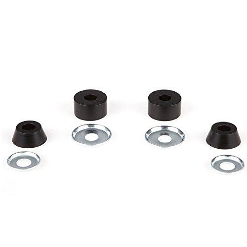 Independent Jeu de 4 gommes Cylinder Hard 94A Noir