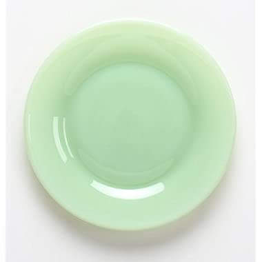 Mosser Glass 8  Jade Salad Plate