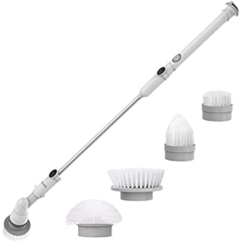 Amazon Com Electric Spin Scrubber Griintekk Tub And Tile