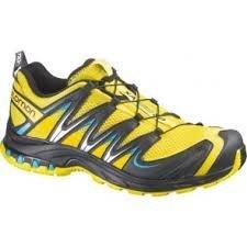 Salomon XA Pro 3D GTX Trail Running Shoes - SS15 - 10 - Yellow
