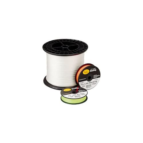 Image of Rio Fly Fishing Backing Dacron 20Lb 2400 yd. Fly Tying Equipment, Chartreuse