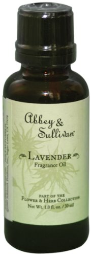 Abbey & Sullivan Fragrance Oil 1 Ounce-Lavender; 4 Items/Order