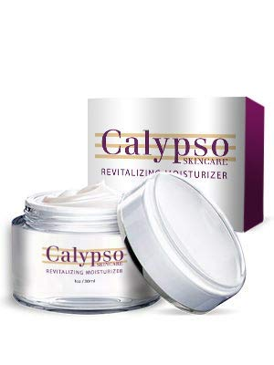 Calypso Skincare- Ultimate Luxury Revitalizing Moisturizer- Age Defying Formula- Designed to Deeply Hydrate- Fill Fine Lines- Minimize the Signs of Aging- Even Complexion ()