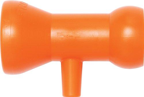 Loc-Line Coolant Hose Component, Acetal Copolymer, Side Flow Nozzle, 1/2 Diameter, 1/2 Hose ID (Pack of 20)