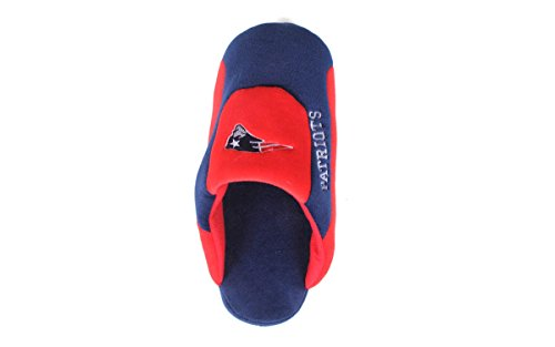 Low Feet and Feet Pro England Mens Happy OFFICIALLY NFL New Slippers Patriots Comfy Womens Pro LICENSED Low wxzEFYYq