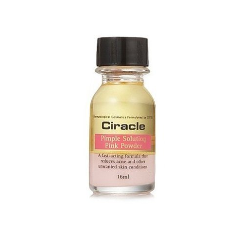 Ciracle Pimple Solution Pink Powder, 0.5 Ounce by Ciracle