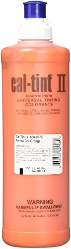 Chromaflo 830-0979 Cal-Tint II 16-Ounce Colorants, Perman...