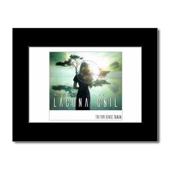 Lacuna Coil - Enjoy The Silence White Border Mini Poster
