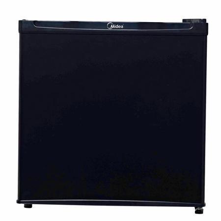 Midea WHS-65LSS1 1.6 cu ft Compact Refrigerator, Black