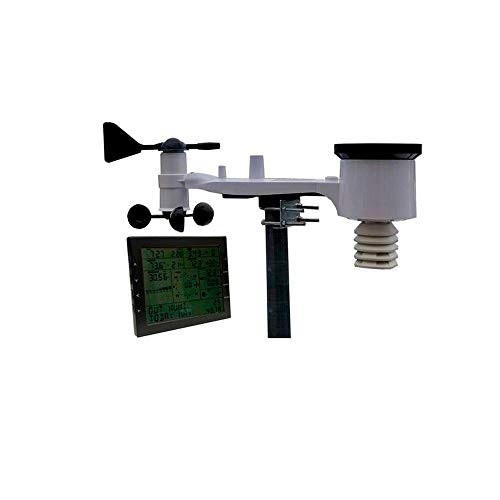 ProWeatherStation TP3000WC Professional Wireless WiFi Solar Weather Station (Weather Station Boat)