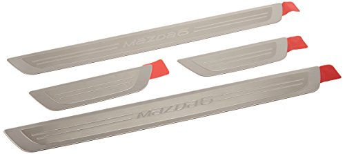 Genuine Mazda (0000-8T-H51) Door Sill Trim Plate by Mazda