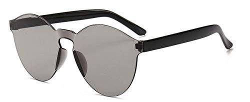 Vintage UV400 de Fliegend Transparentes Gafas Gafas Hombre Sol Gafas Unisex C8 de Ligero Marco Súper Polarizadas Mujer Sin Retro Lente Espejo Sol BO8cgwB