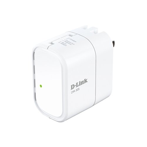 Price comparison product image D-Link All-in-One Mobile Companion (DIR-505)