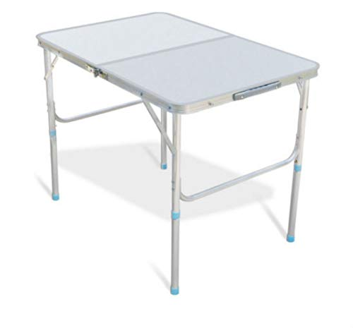 Folding Table 3' Portable Plastic Indoor Outdoor BBQ Picnic Party Camp Tables ()
