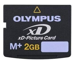 NEW 2gb Xd Picture Memory Card