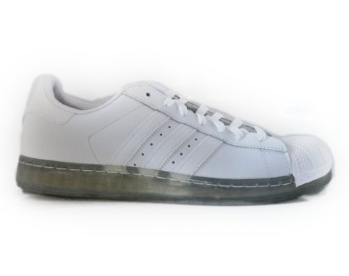 Superstar Adidas Style Clair # Q23001 Taille Hommes: 13 M Us