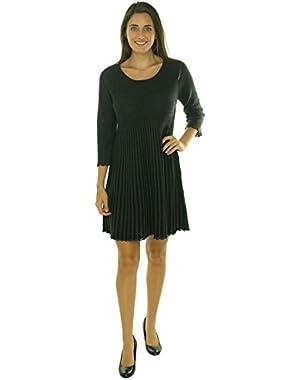 Calvin Klein Women's Long-Sleeve Sweater Dress