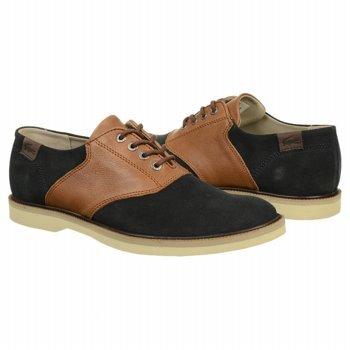 036823d61 Lacoste Men s Sherbrooke Golf SRM Leather Suede Dark Blue Tan 7  26SRM30114X0 (Men Size 9.5