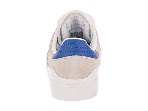 Hvit svart Adidas Skate Menns Sko Hvit Vulc Sort Bluebird Bukenitz Krystallklar EttPZ