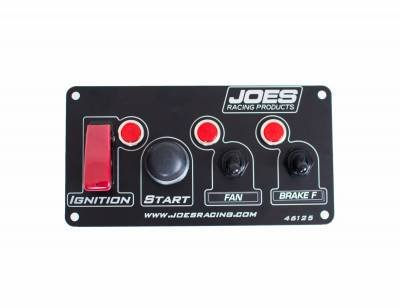 - JOES RACING PRODUCTS 17501 JOES SWITCH PANEL LABELS