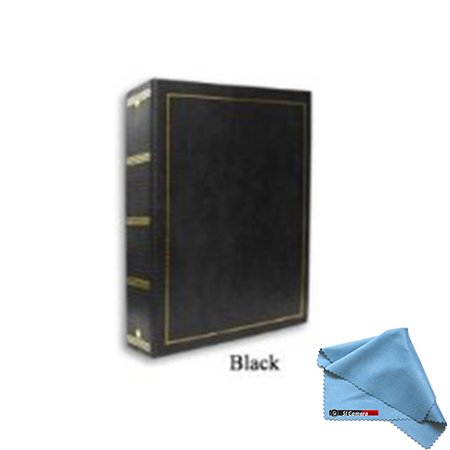 Pioneer LM-100 100 Page Magnetic 3-Ring Photo Album (12-Pack) Black by Pioneer Photo Albums