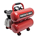 PORTER-CABLE 4 gal. Stack Tank Electric Air Compressor PCFP02040