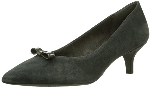 Tamaris 22319 Damen Pumps Grau (Anthracite 214)