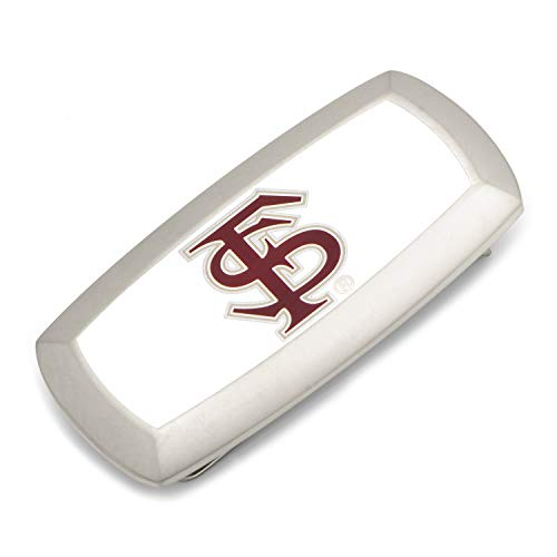 NCAA Florida State Seminoles Cushion Money Clip, Officially Licensed ()