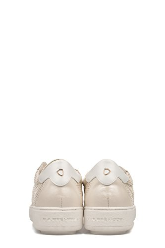 Philippe Model Sneakers Donna VBLDVP02 Pelle Bianco