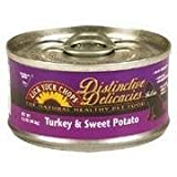 Turkey & Sweet Potato 3 Ounces (Case of 24) by Lick Your Chops